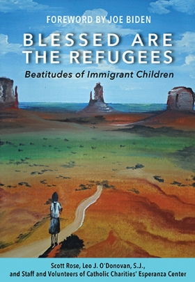 Book Cover: Blessed Are the Refugees