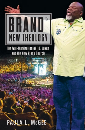 Book Cover: Brand New Theology