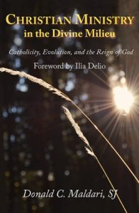 Book Cover: Christian Ministry in the Divine Milieu