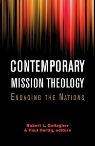 Book Cover: Contemporary Mission Theology
