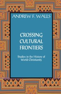 Book Cover: Crossing Cultural Frontiers