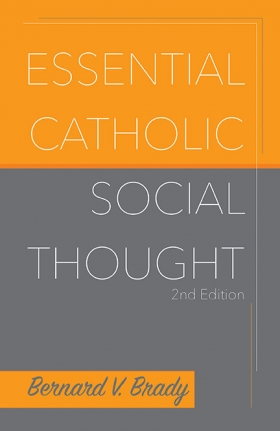 Book Cover: Essential Catholic Social Thought