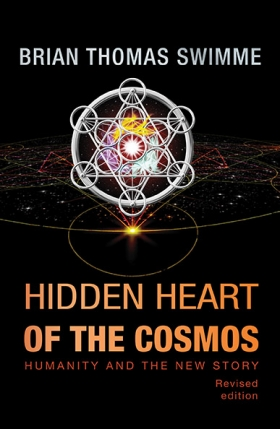 Book Cover: Hidden Heart of the Cosmos - Revised edition
