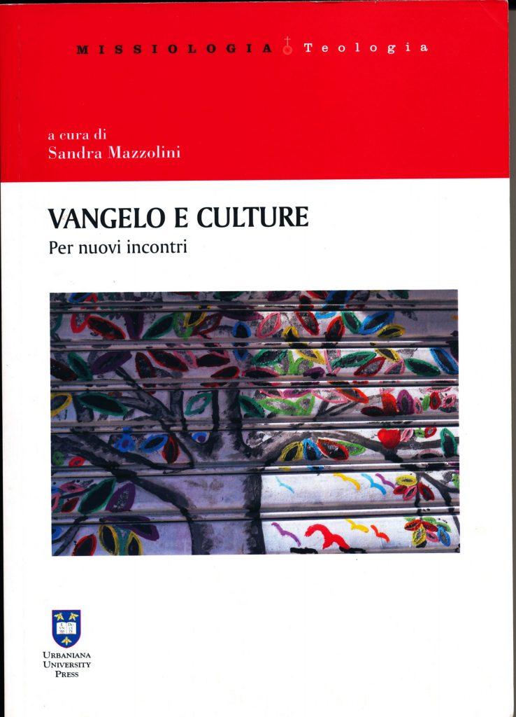 Book Cover: Vangelo e Culture - per nuovi  incontri