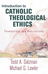 Book Cover: Introduction to Catholic Theological ethics