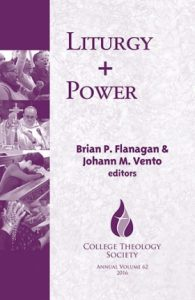 Book Cover: Liturgy + Power