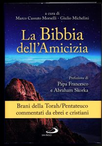 Book Cover: La Bibbia dell'Amicizia