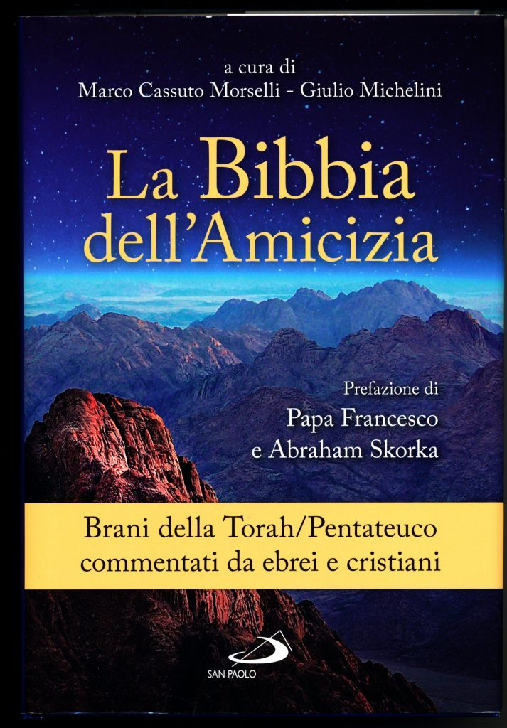 Book Cover: La Bibbia dell'Amicizia