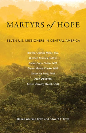 Book Cover: Martyrs of Hope