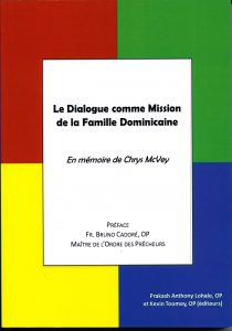 Book Cover: Le Dialogue comme Mission de la famille Dominicaine