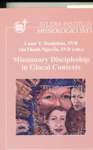 Book Cover: Missionary Discipleship in Glocal Contexts