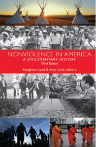 Book Cover: Nonviolence in America