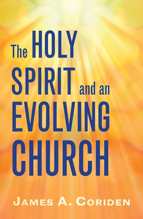 Book Cover: The Holy Spirit and an Evolving Church