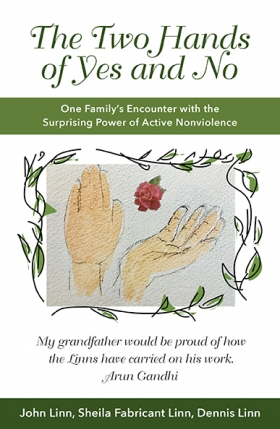 Book Cover: The Two Hands of Yes and No