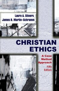 Book Cover: Christian Ethics